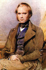 Darwin by G. Richmond