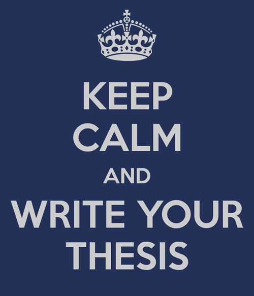 science phd thesis quotes